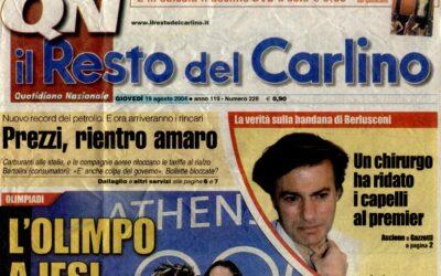 Un segreto sotto la bandana: i nuovi capelli di Silvio