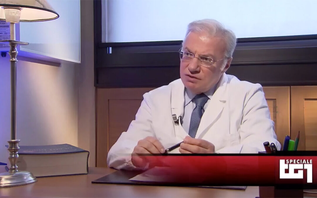 Piero Rosati Intervista Speciale TG1 del 04-03-2019