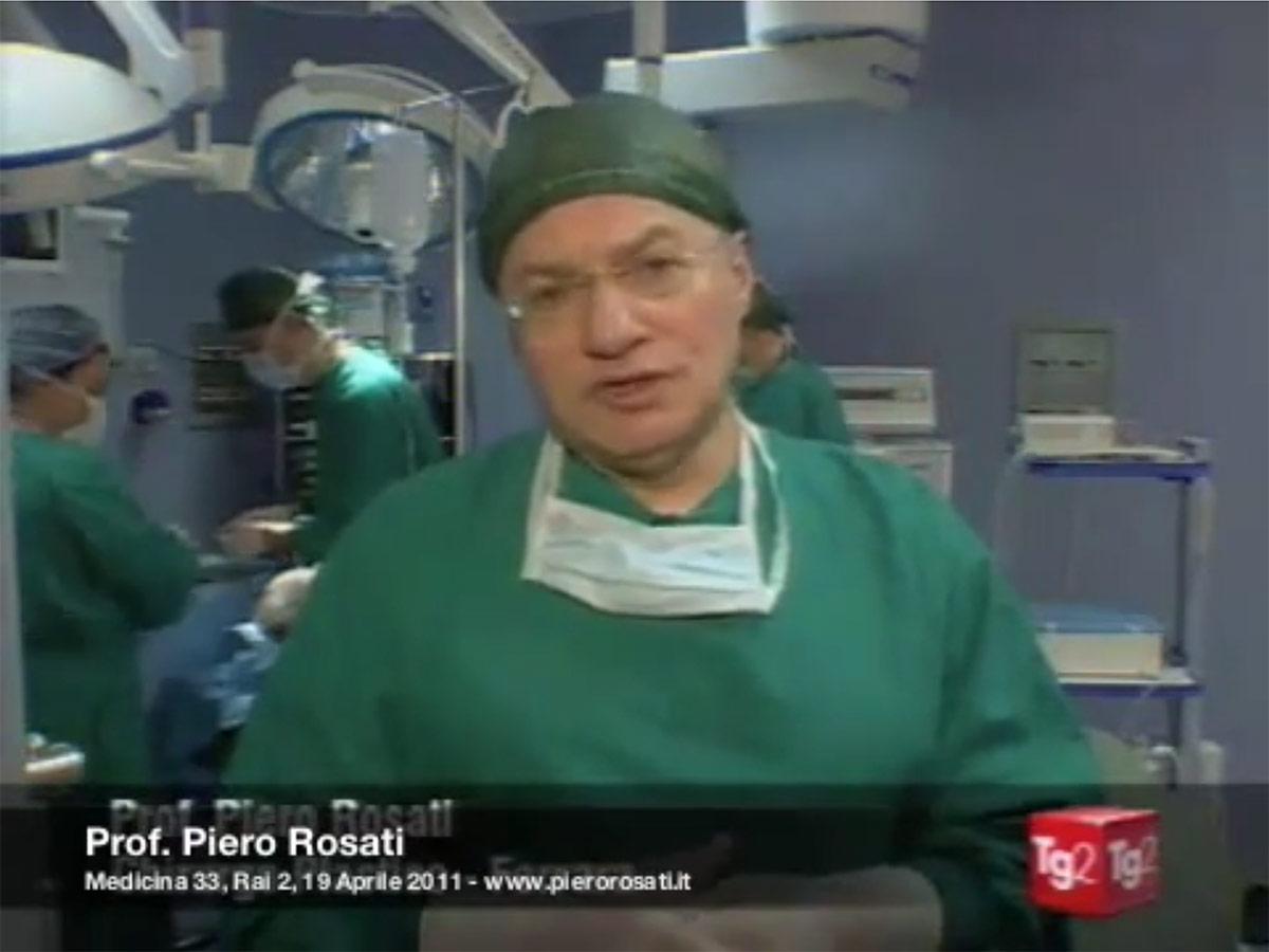 Piero Rosati Intervista a Medicina 33 del 19-04-2011