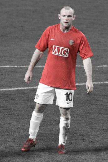 Wayne Rooney trapianto di capelli